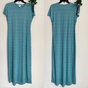 LulaRoe maxi dress size small